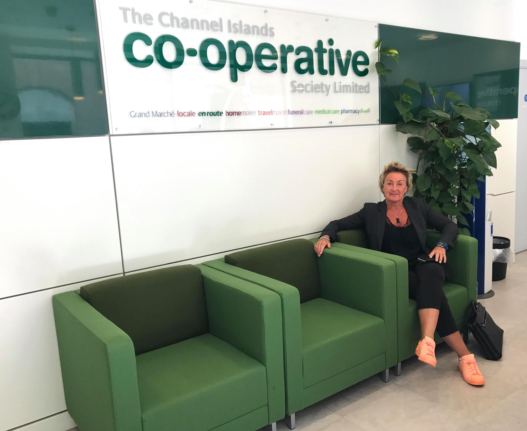 The Green Laundry Room's New Partnership With The Channel Islands Co-Operative/Local
